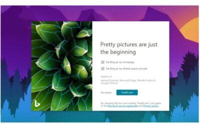 Microsoft lanza una aplicación de fondo de escritorio para Windows 10 que deberías probar