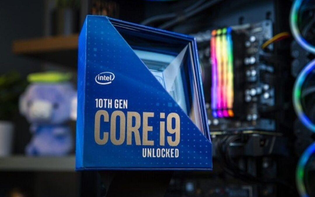 Intel contraataca con un arsenal de CPUs para gaming: los Intel Core de 10ª generación alcanzan los 5,3 GHz